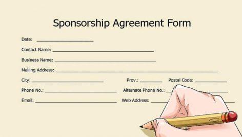 قرارداد جذب اسپانسر (حامی مالی)