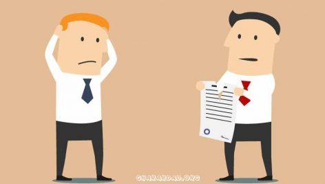 دادخواست فسخ قرارداد (به علت نقض تعهدات)